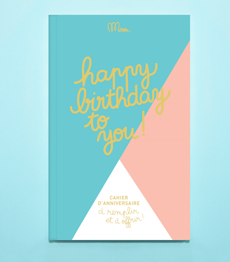 Happy Birthday to you-Minus editions