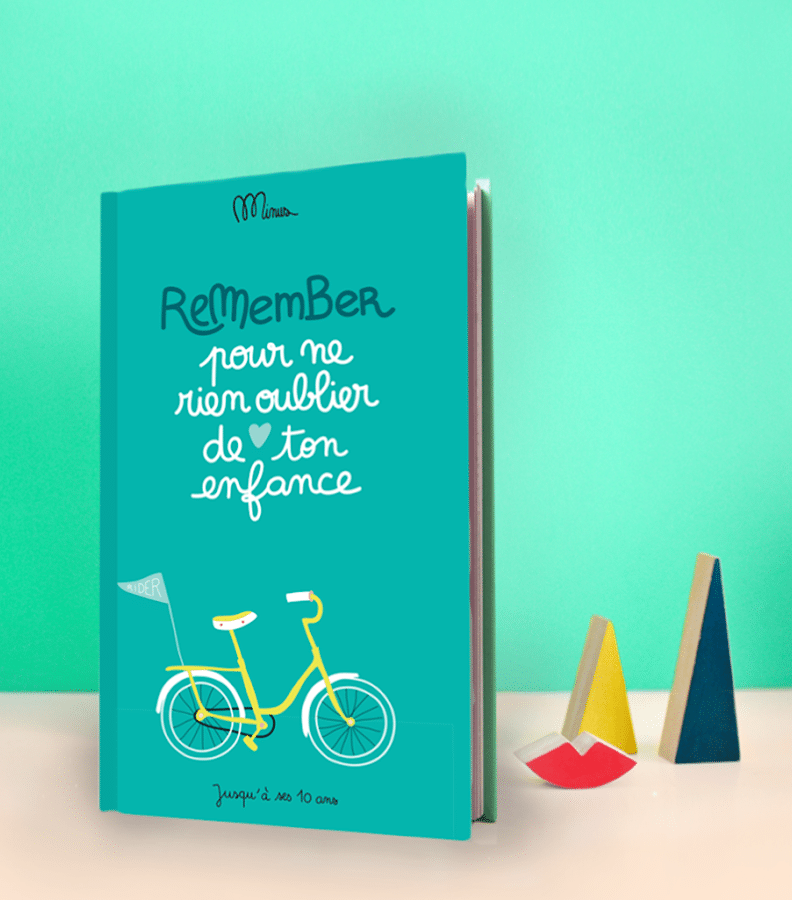 Remember ton enfance-Minus editions