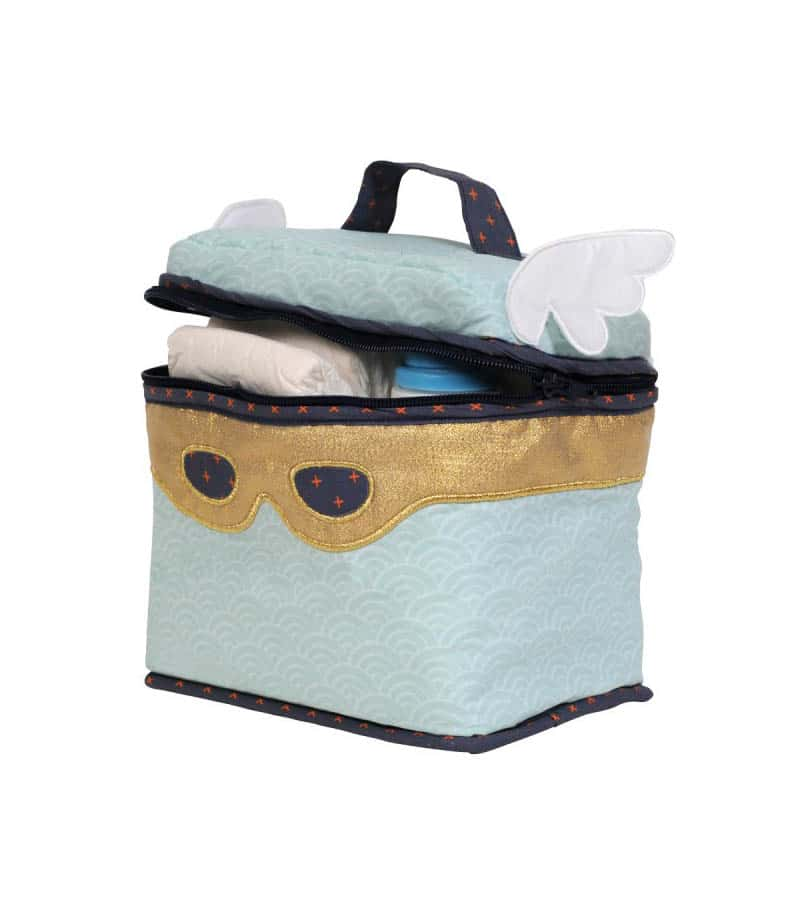 Trousse de toilette super héros – Little crevette